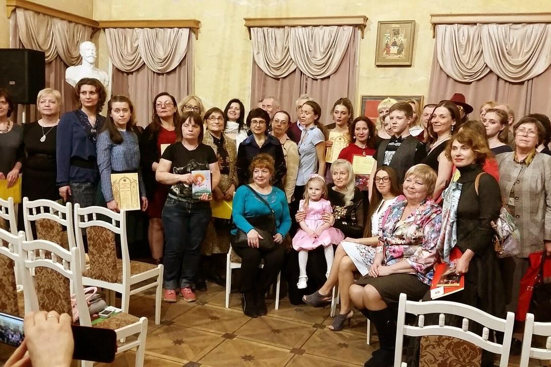 Благотворительный аукцион в Международном фонде славянской письменности и культуры.
